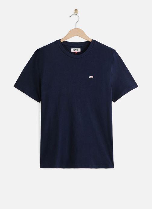 Vêtements Tommy Jeans TJM TOMMY CLASSICS TEE Bleu vue détail/paire