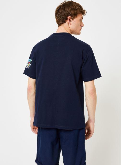 Black shirts Jeans Tommy Geo Et Tjm VêtementsT Tee Iris Retro Polos sdCthrQx