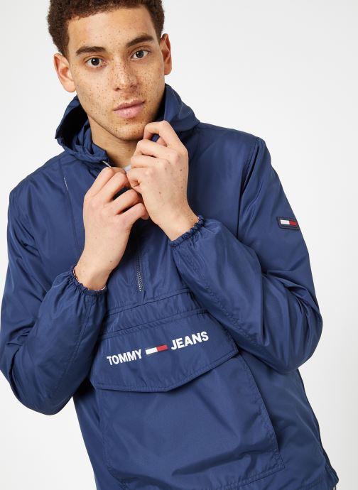 Jeans Tøj 1 Tjm Blå Nylon Sarenza369884 Popover Tommy Shell Hos Solid OiTuXZPk