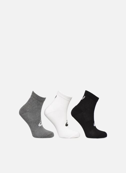 Sokken en panty's Asics 3 PPK QUARTER SOCK Zwart detail