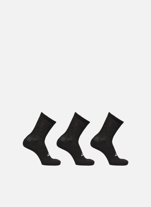 Sokken en panty's Asics 3PPK CREW SOCK Zwart detail