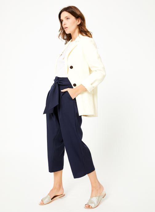 Vêtements Louche MEREDITH-SOLID Bleu vue bas / vue portée sac