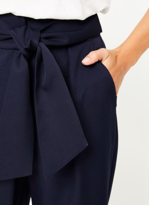 Vêtements Louche MEREDITH-SOLID Bleu vue face