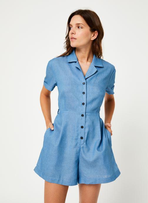 Vêtements Louche LOEIZA-CHAMBRAY Bleu vue droite