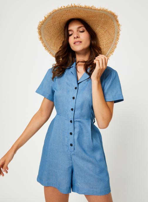 Vêtements Louche LOEIZA-CHAMBRAY Bleu vue détail/paire