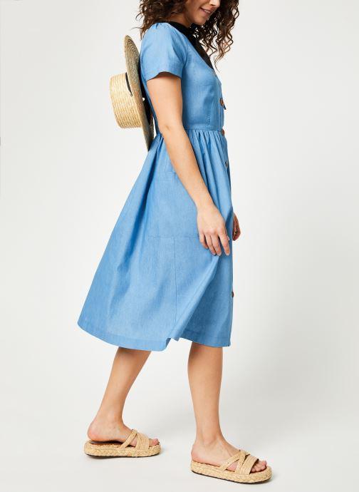 Tøj Louche ZELDA-CHAMBRAY Blå se forneden