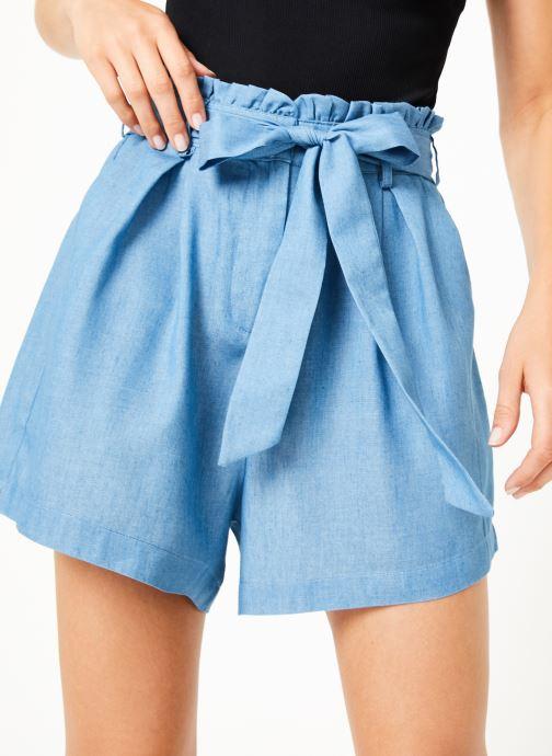 Vêtements Louche ALDA Bleu vue détail/paire