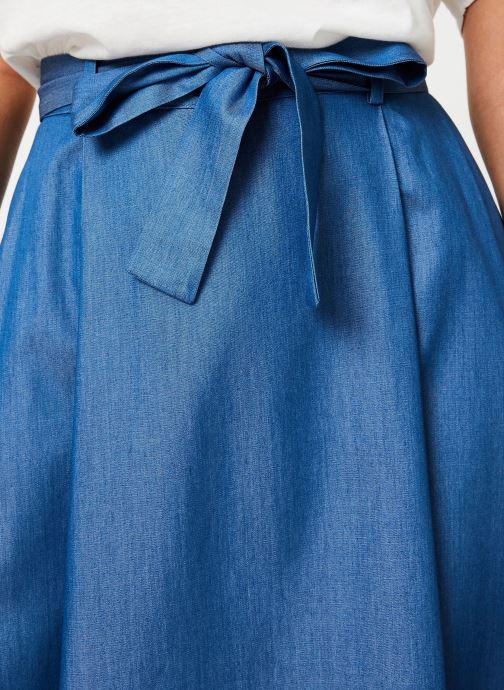 Vêtements Louche MATILDA-CHAMBRAY Bleu vue face
