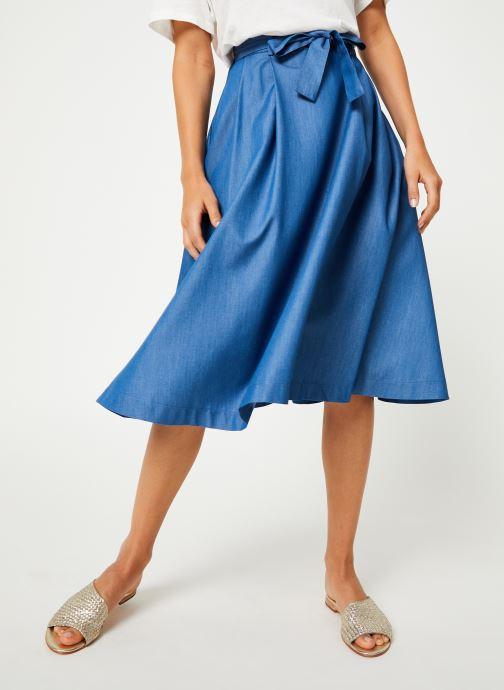 Vêtements Louche MATILDA-CHAMBRAY Bleu vue détail/paire