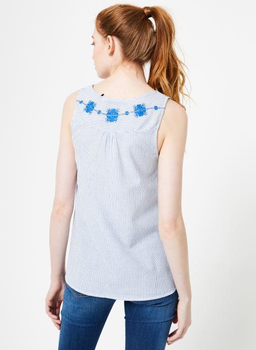 Kleding School Rag TORLA Blauw model