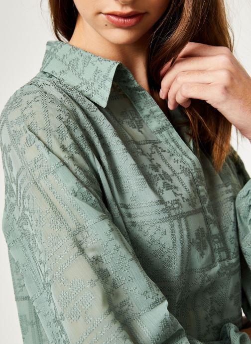 Vêtements School Rag CASARTE Vert vue face