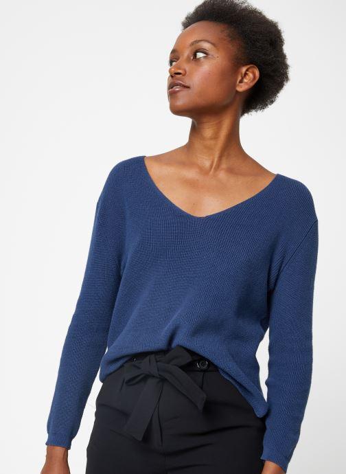 Vêtements School Rag PANDORA Bleu vue détail/paire