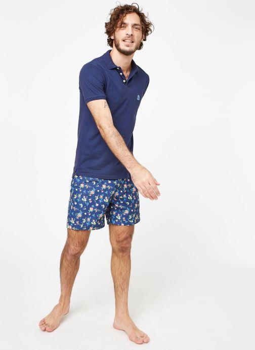 Vêtements Cuisse de Grenouille SWIMWEAR - CLASSIC UNI Multicolore vue bas / vue portée sac
