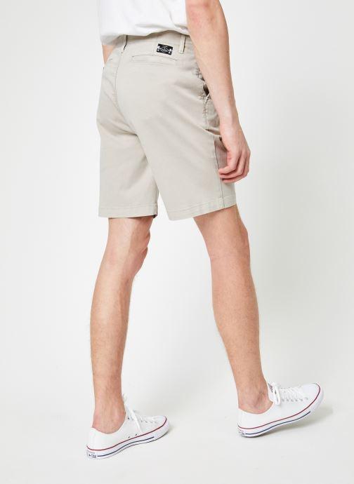Vêtements Cuisse de Grenouille SHORT - CLASSIC SHORT PANTS Beige vue portées chaussures