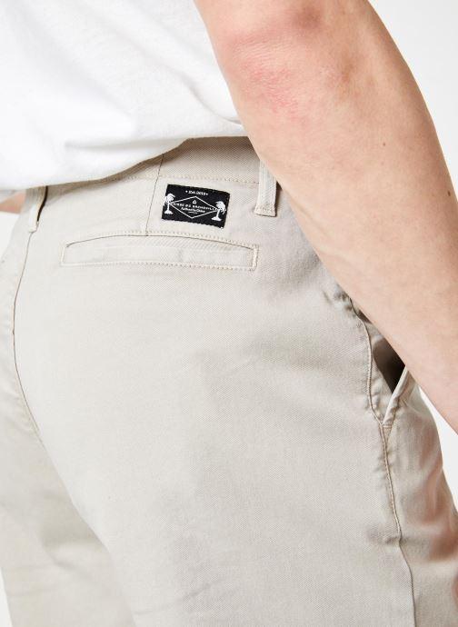 Vêtements Cuisse de Grenouille SHORT - CLASSIC SHORT PANTS Beige vue face