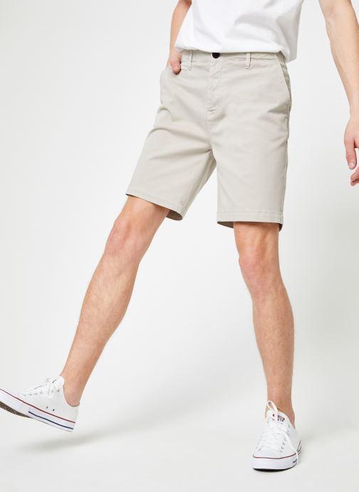 Vêtements Cuisse de Grenouille SHORT - CLASSIC SHORT PANTS Beige vue détail/paire