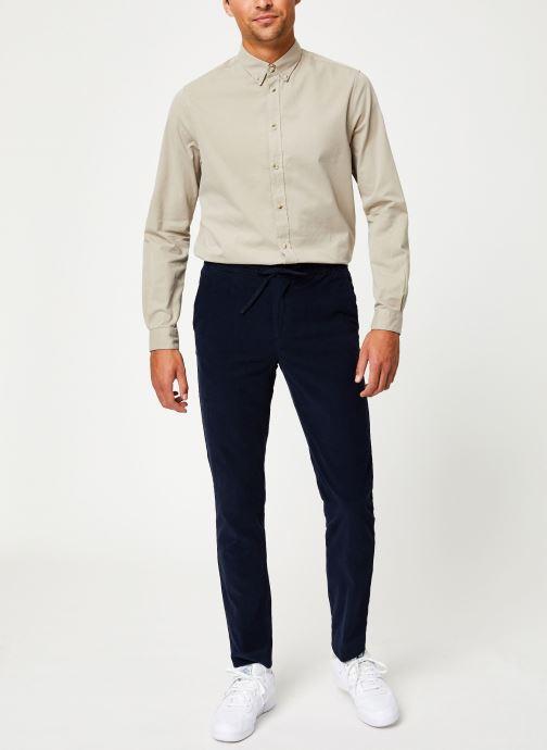 Vêtements Cuisse de Grenouille PANTS - CHIC PANTS Bleu vue bas / vue portée sac