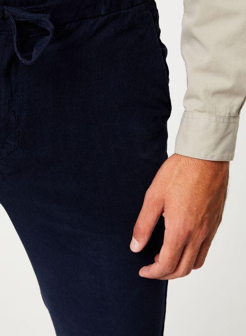 Vêtements Cuisse de Grenouille PANTS - CHIC PANTS Bleu vue face