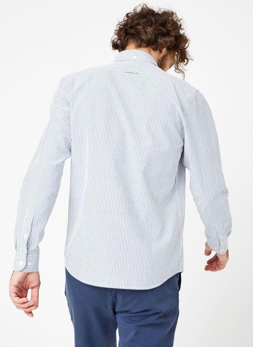 Tøj Cuisse de Grenouille SHIRT - BUTTON DOWN CLASSIC Blå se skoene på
