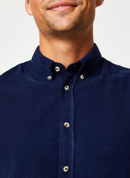 Tøj Cuisse de Grenouille SHIRT - BUTTON DOWN CLASSIC Blå se forfra