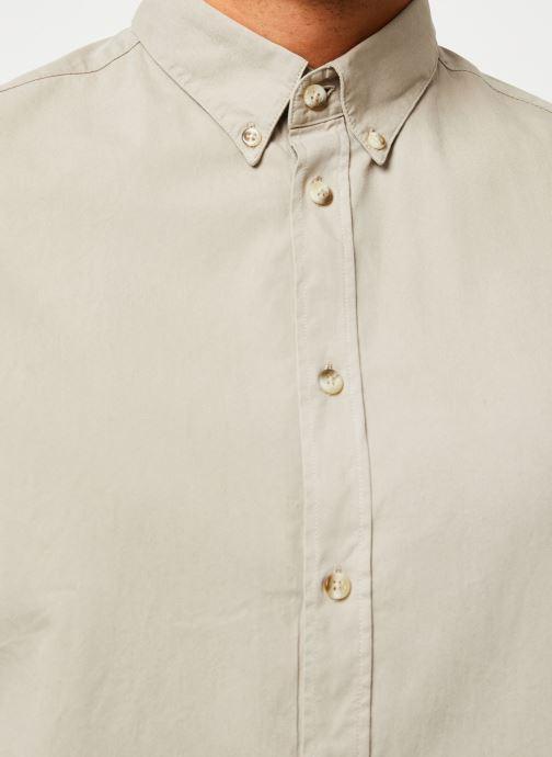 Tøj Cuisse de Grenouille SHIRT - BUTTON DOWN CLASSIC Beige se forfra