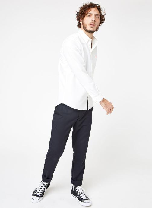 Tøj Cuisse de Grenouille SHIRT - BUTTON DOWN + MAISON Hvid se forneden