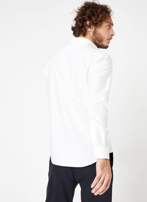 Tøj Cuisse de Grenouille SHIRT - BUTTON DOWN + MAISON Hvid se skoene på