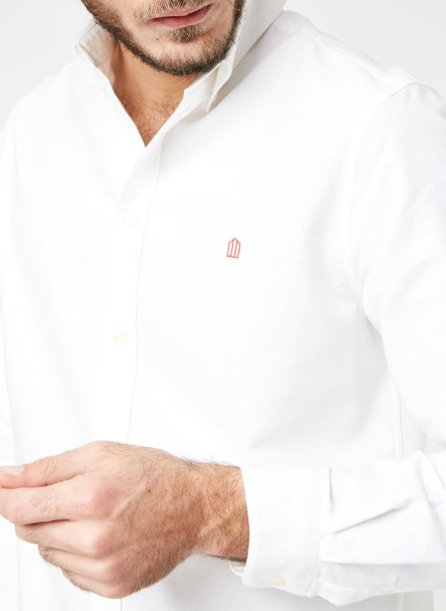 Tøj Cuisse de Grenouille SHIRT - BUTTON DOWN + MAISON Hvid se forfra