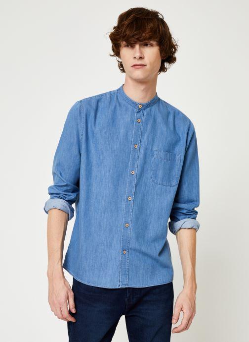 Vêtements Cuisse de Grenouille SHIRT - MAO Bleu vue droite