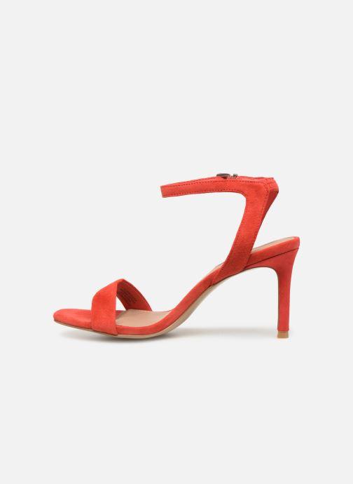 Sandales et nu-pieds Steve Madden Faith Sandals Rouge vue face