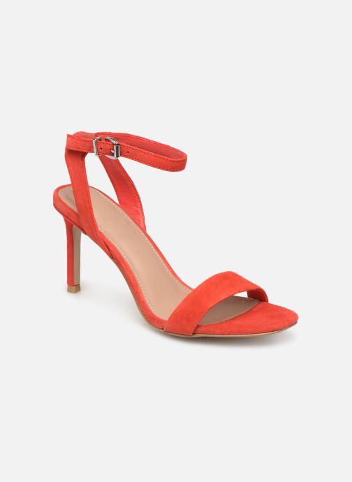 Sandales et nu-pieds Steve Madden Faith Sandals Rouge vue détail/paire