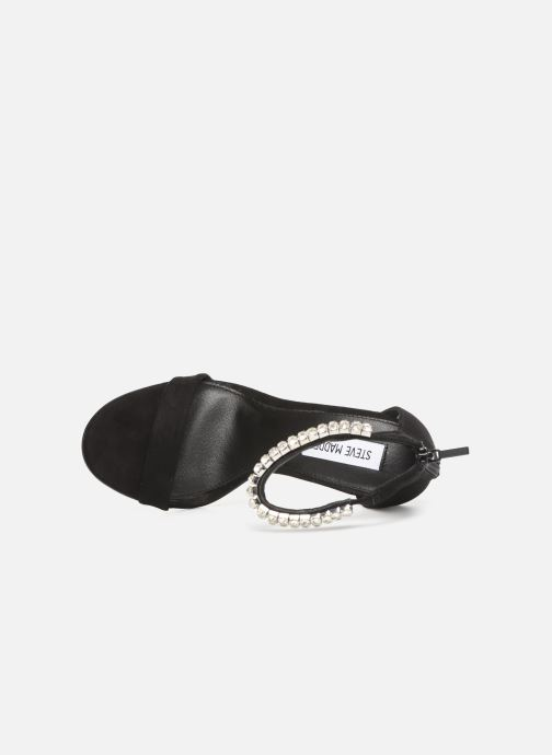 Sandales et nu-pieds Steve Madden Rando Heeled Sandal Noir vue gauche