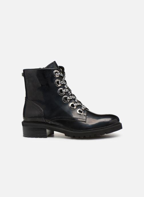 Boots en enkellaarsjes Steve Madden Lindia Ankleboot Zwart achterkant