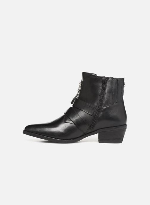 Bottines et boots Steve Madden Leia Ankleboot Noir vue face