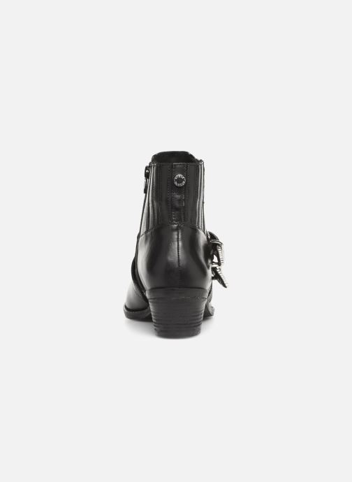Bottines et boots Steve Madden Leia Ankleboot Noir vue droite