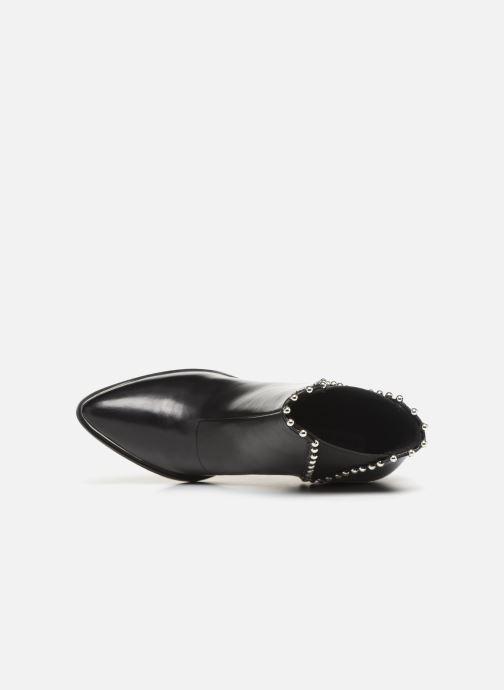Boots en enkellaarsjes Steve Madden Himmer Ankleboot Zwart links
