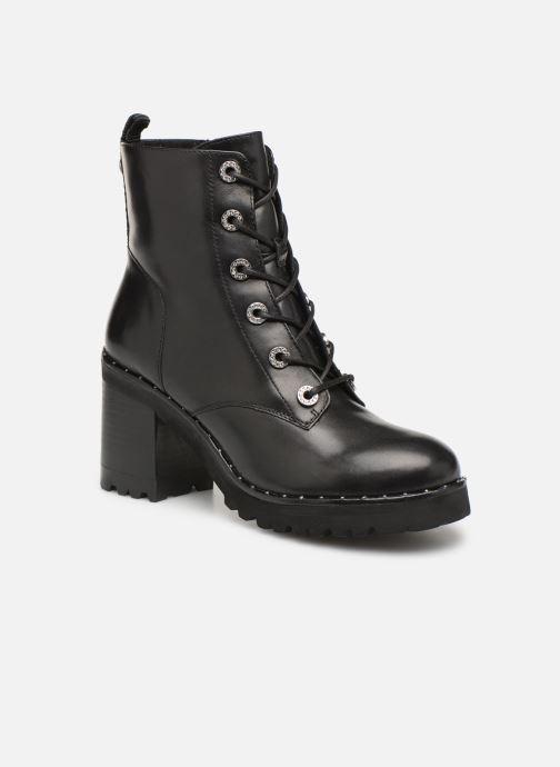 Bottines et boots Steve Madden Xina Ankleboot Noir vue détail/paire