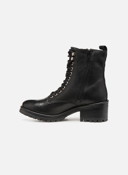 Bottines et boots Steve Madden Geneva Ankleboot Noir vue face