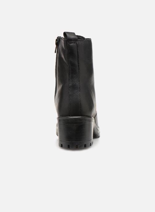 Bottines et boots Steve Madden Geneva Ankleboot Noir vue droite