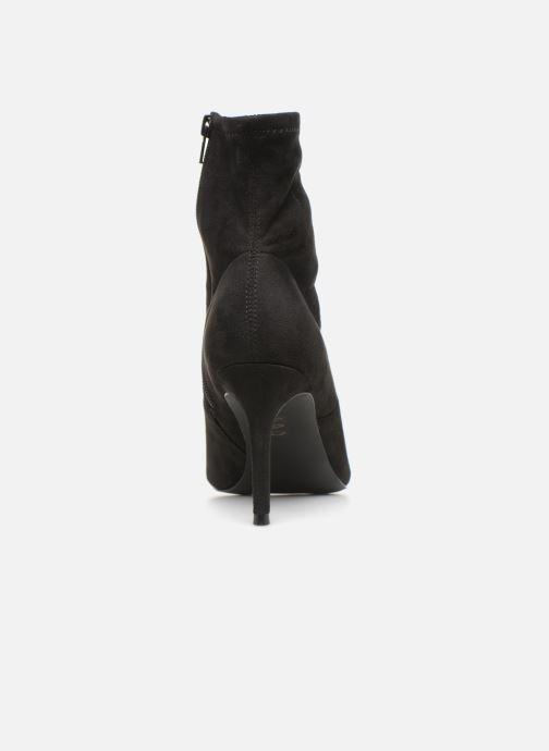 Bottines et boots Steve Madden Lava Ankleboot Noir vue droite