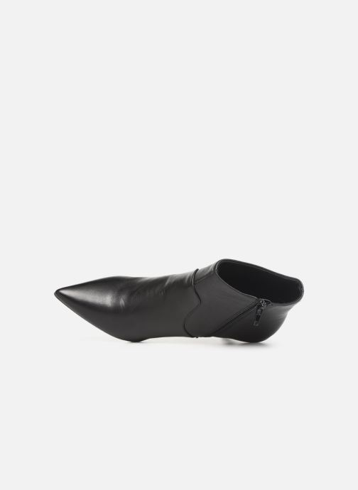 Boots en enkellaarsjes Steve Madden Rome Ankleboot 1 Zwart links