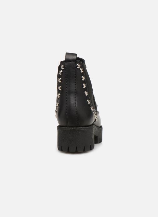 Bottines et boots Steve Madden Bossy Ankleboot Noir vue droite