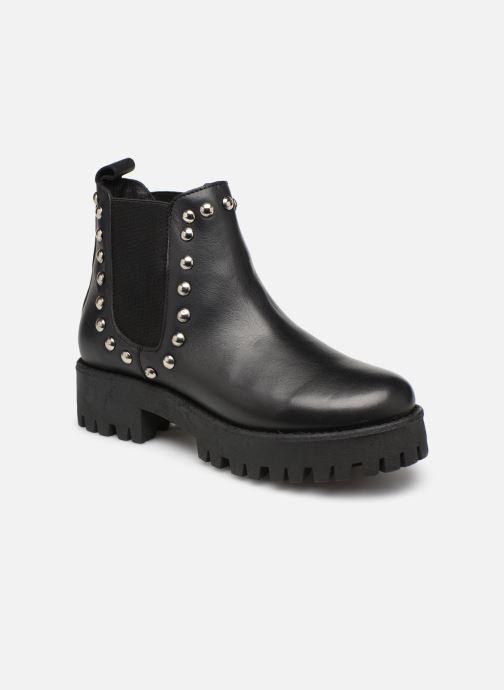 Bottines et boots Steve Madden Bossy Ankleboot Noir vue détail/paire