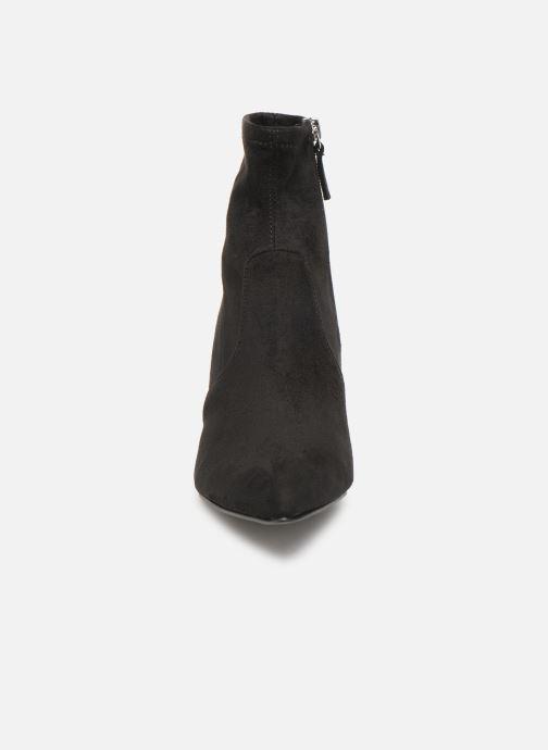 Bottines et boots Steve Madden Blaire Ankle Boot Noir vue portées chaussures