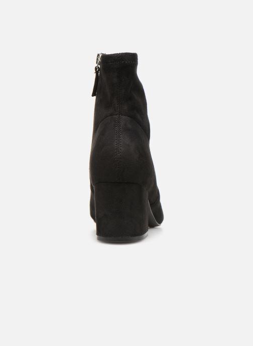 Boots en enkellaarsjes Steve Madden Blaire Ankle Boot Zwart rechts