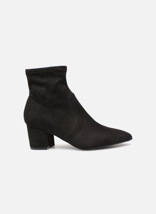 Boots en enkellaarsjes Steve Madden Blaire Ankle Boot Zwart achterkant