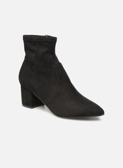 Bottines et boots Steve Madden Blaire Ankle Boot Noir vue détail/paire