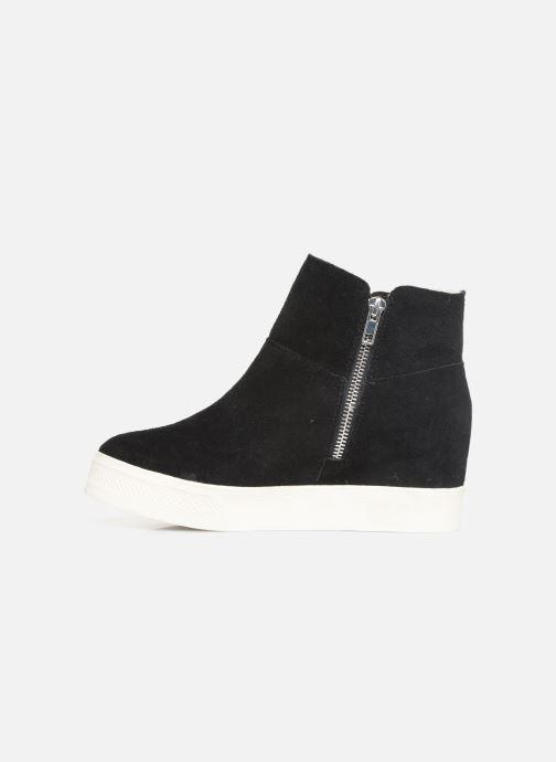 Boots en enkellaarsjes Steve Madden Wanda Wedge Sneaker Zwart voorkant