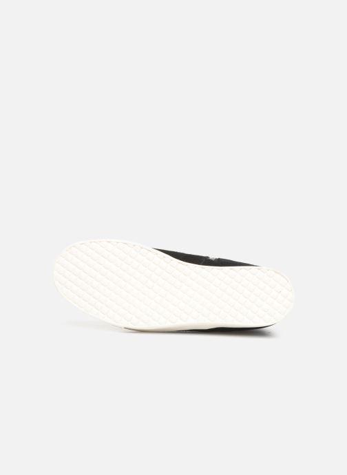 Boots en enkellaarsjes Steve Madden Wanda Wedge Sneaker Zwart boven