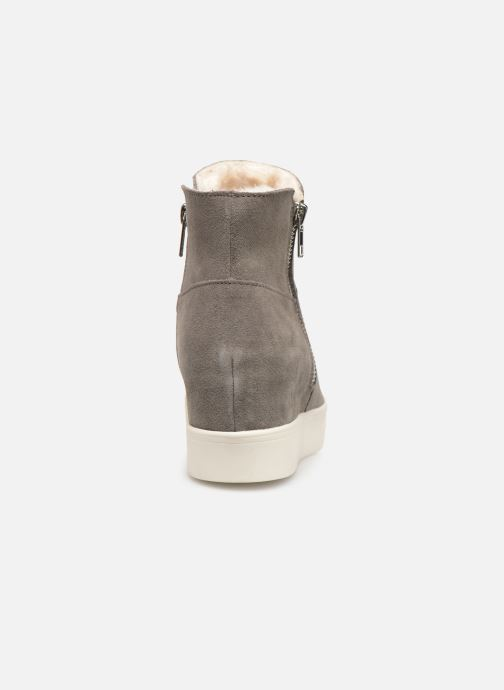 Boots Steve Madden Wanda Wedge Sneaker Grå Bild från höger sidan